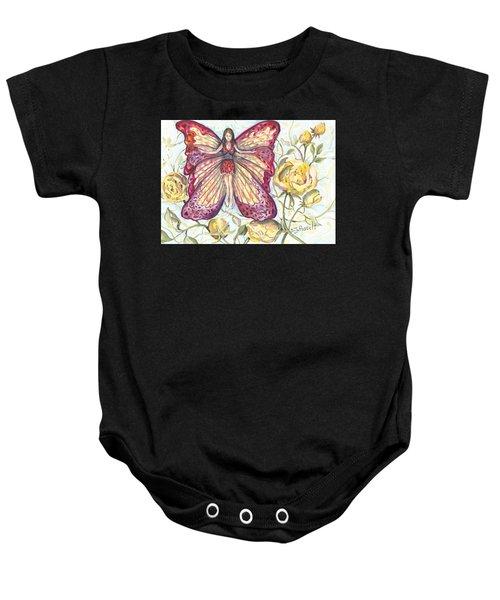 Butterfly Grace Fairy Baby Onesie
