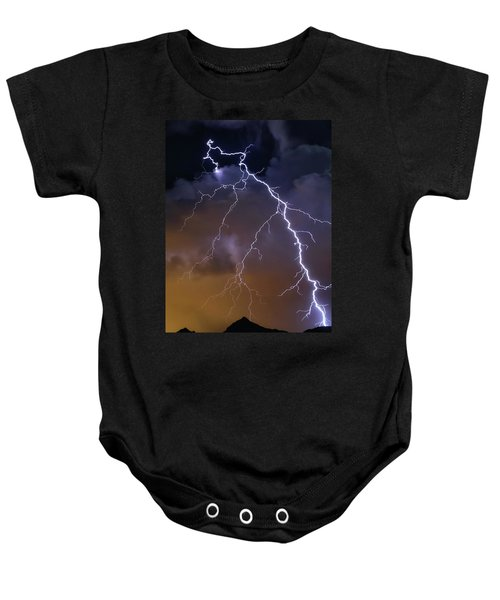 By Accident Baby Onesie