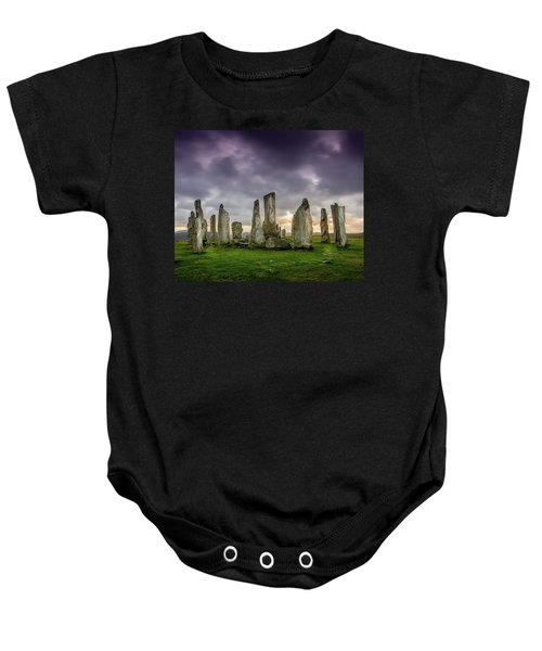 Callanish Stone Circle, Scotland Baby Onesie