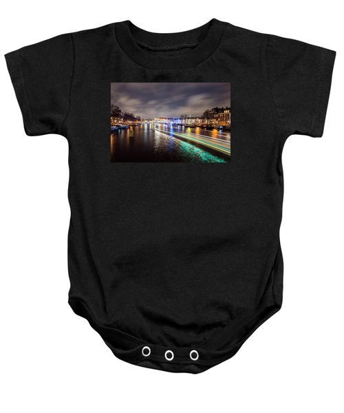 Canal Streaking Iv Baby Onesie