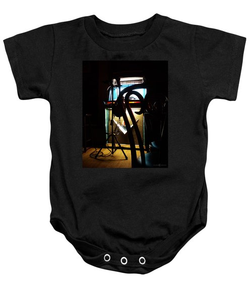 Canned Music Baby Onesie