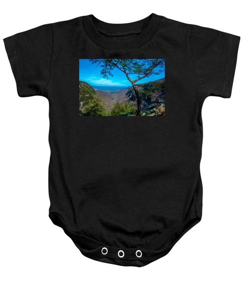 Canyon View Baby Onesie