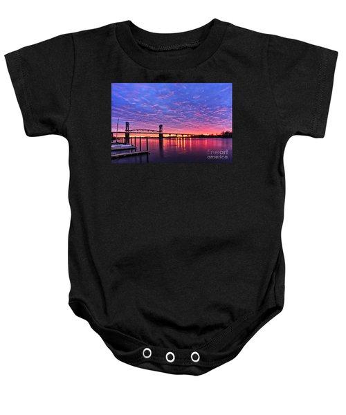 Cape Fear Bridge1 Baby Onesie