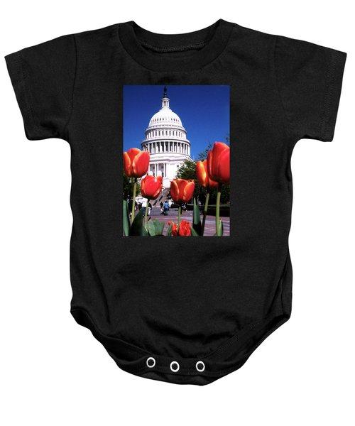 Capital Colors Baby Onesie