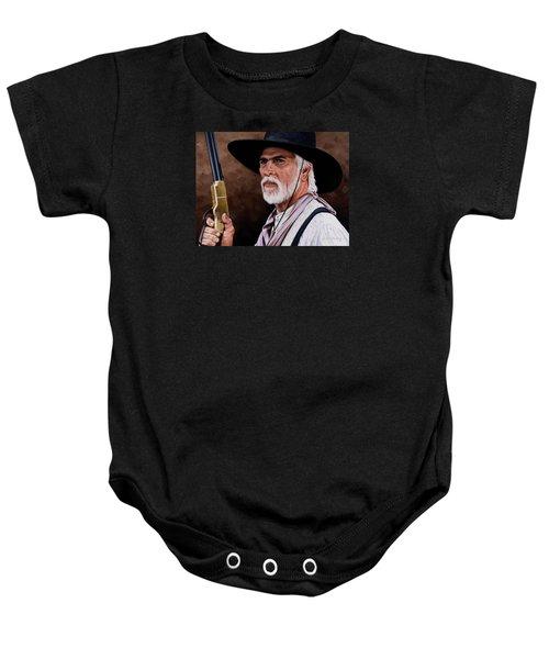 Captain Woodrow F Call Baby Onesie