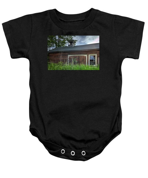 Carriage House Baby Onesie