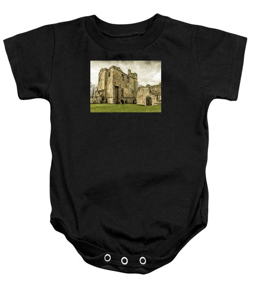Castle Of Ashby Baby Onesie