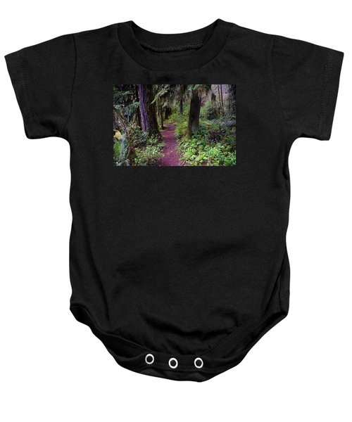 Cedar Creek Trail #3 Baby Onesie