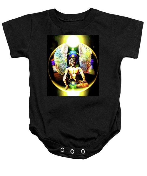 Celestial  Realms . . .  Baby Onesie