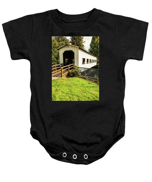 Centennial Bridge Baby Onesie