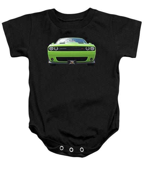 Challenger Scat Pack Baby Onesie