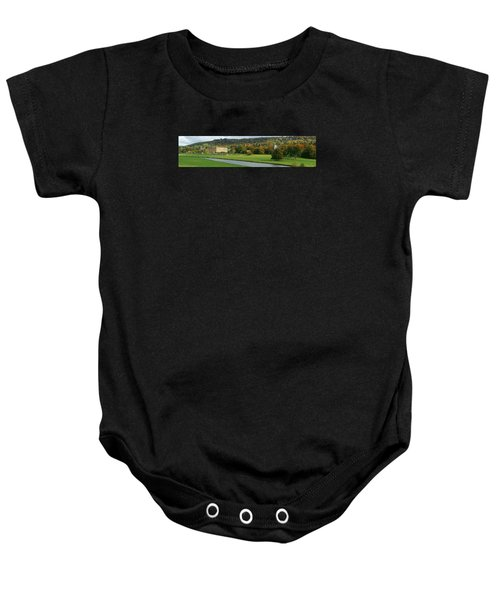 Chatsworth Panorama Baby Onesie