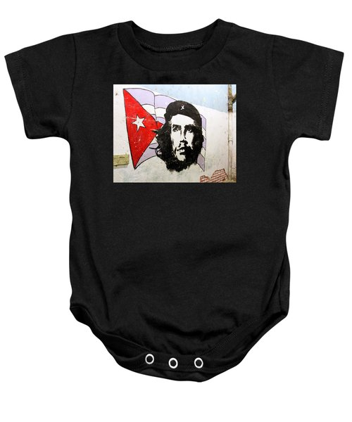 Che Guevara Baby Onesie