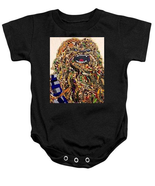 Chewbacca Star Wars Awakens Afrofuturist Collection Baby Onesie