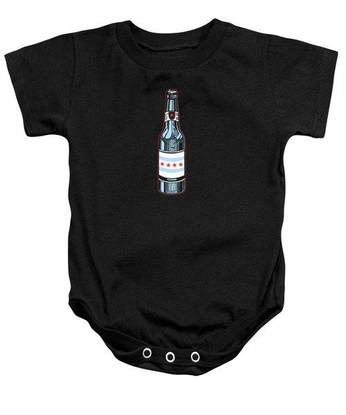 Chicago Beer Baby Onesie