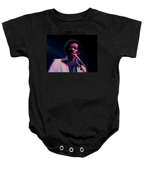 Chuck Berry Baby Onesie