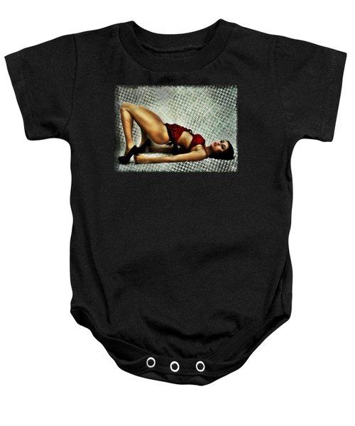 Ciena 3 Baby Onesie