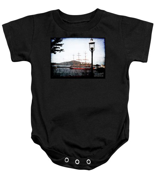 Clipper Ship Baby Onesie