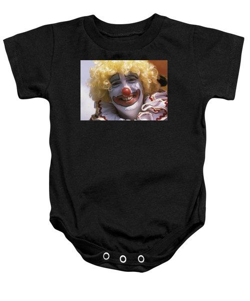 Clown-1 Baby Onesie