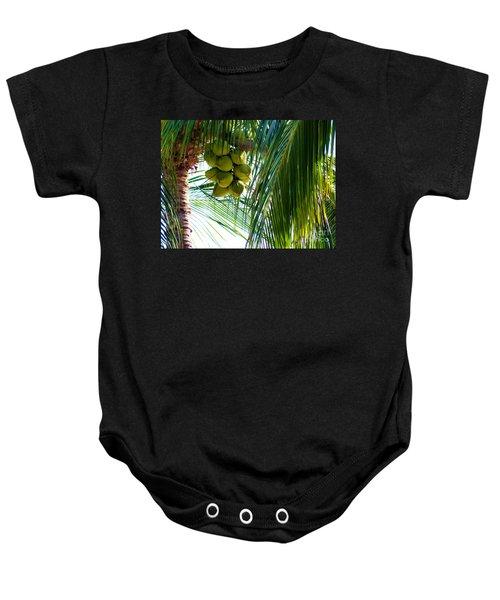 Coconuts Baby Onesie