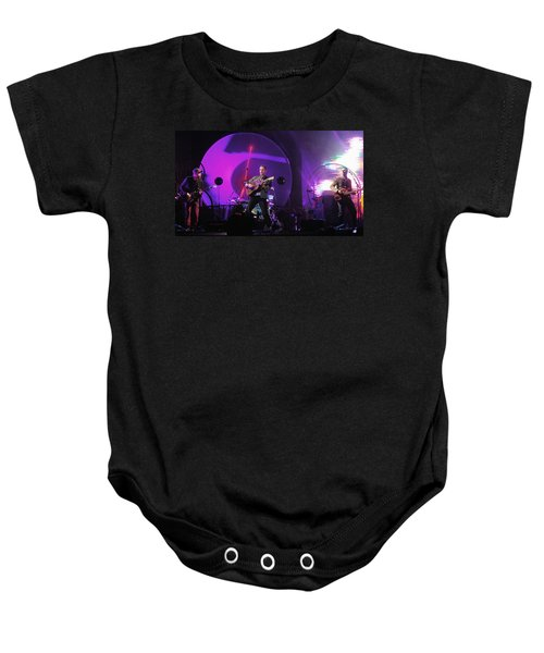 Coldplay5 Baby Onesie by Rafa Rivas