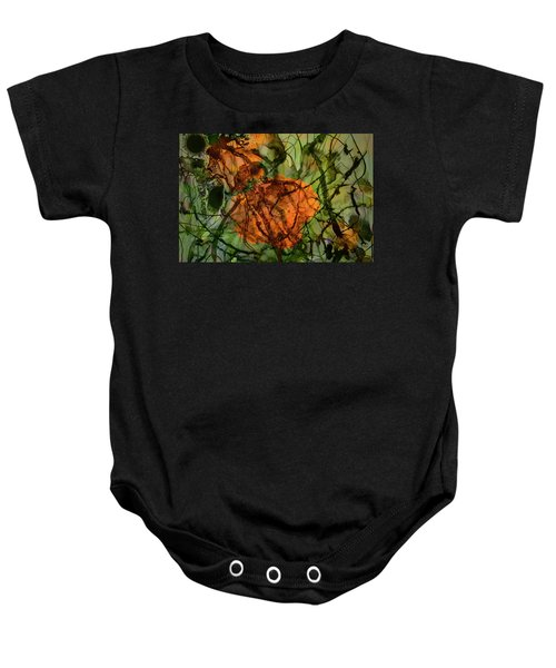 Color Abstraction Xx Baby Onesie