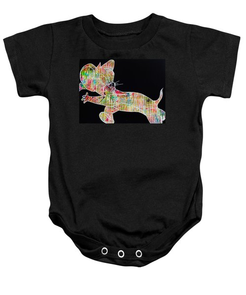 Colorful Baby Onesie
