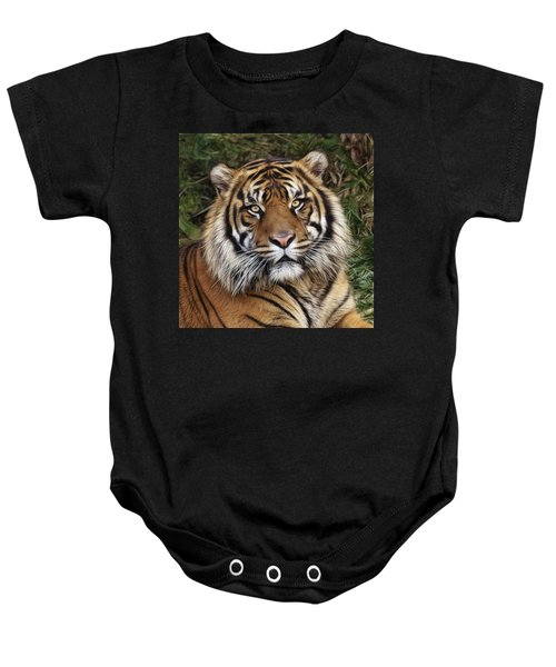 Come Pet Me Baby Onesie