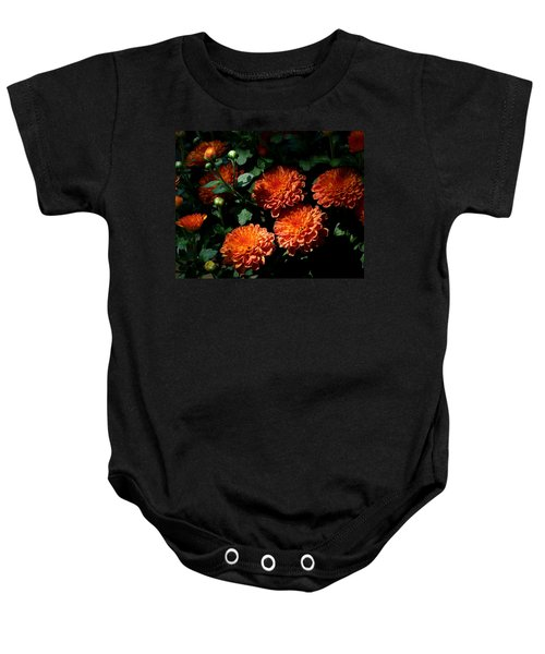 Coming Out Of The Shadows Baby Onesie
