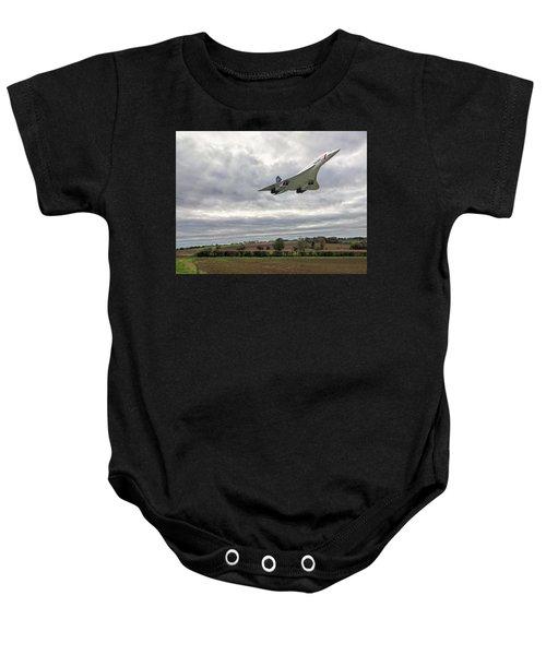Concorde - High Speed Pass Baby Onesie