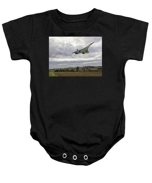 Concorde - High Speed Pass Baby Onesie