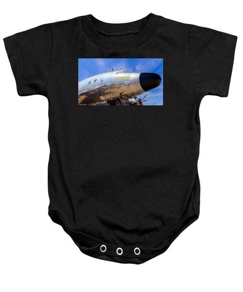 Constellation Columbine Baby Onesie