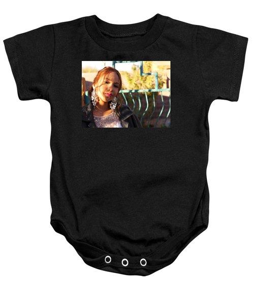 Cool Autum Baby Onesie