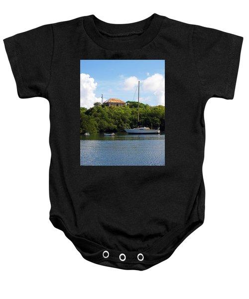 Coral Bay 1 Baby Onesie