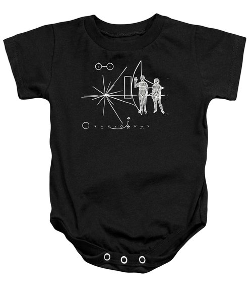 Cosmos Greetings  Baby Onesie