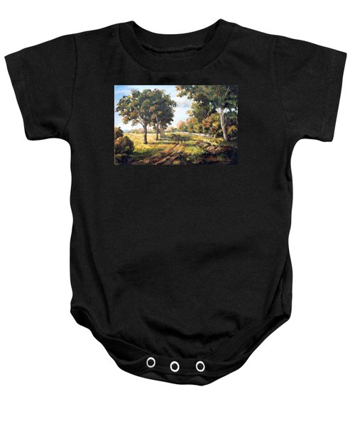 Countryside Baby Onesie