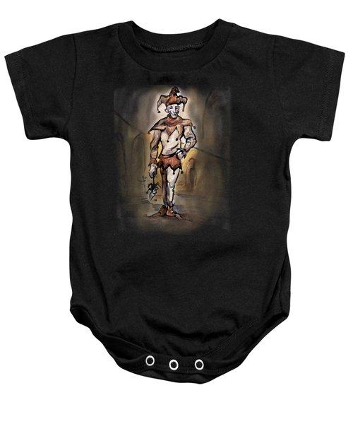 Court Jester Baby Onesie