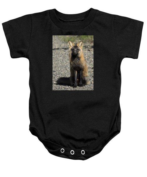 Cross-fox Wonder Baby Onesie
