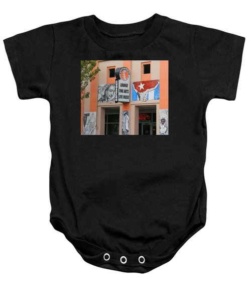 Cubacho Lounge Baby Onesie