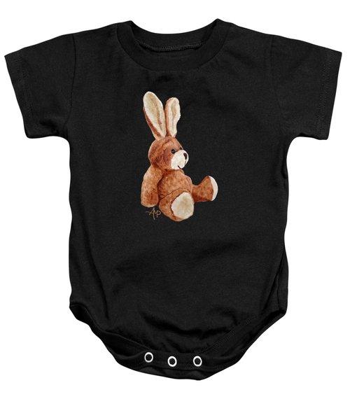 Cuddly Rabbit Baby Onesie