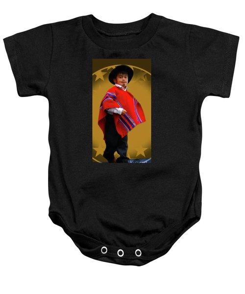 Cuenca Kids 970 Baby Onesie