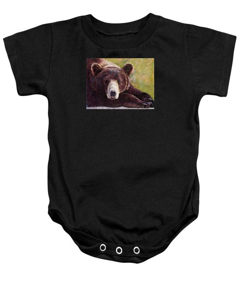 Da Bear Baby Onesie