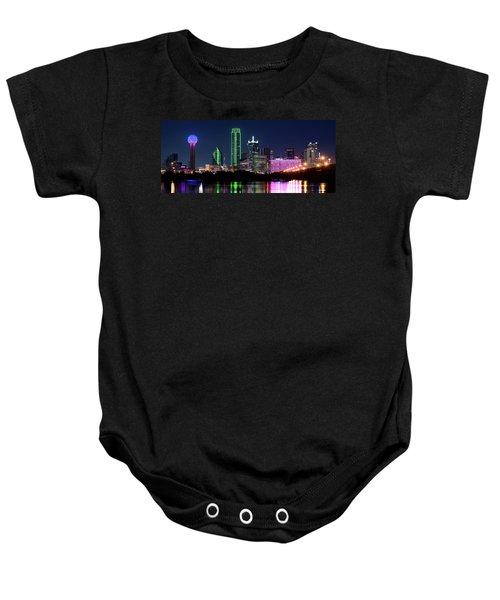 Dallas Colors Pano 2015 Baby Onesie