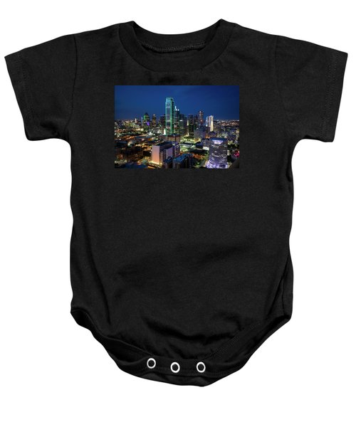 Dallas Vista  Baby Onesie