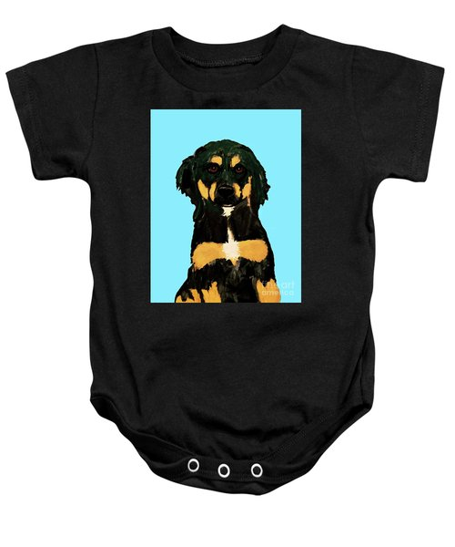 Date With Paint Sept 18 9 Baby Onesie