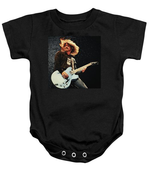 Dave Grohl Baby Onesie