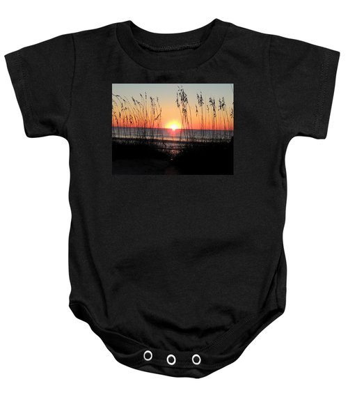 Dawn Of The Eclipse Baby Onesie