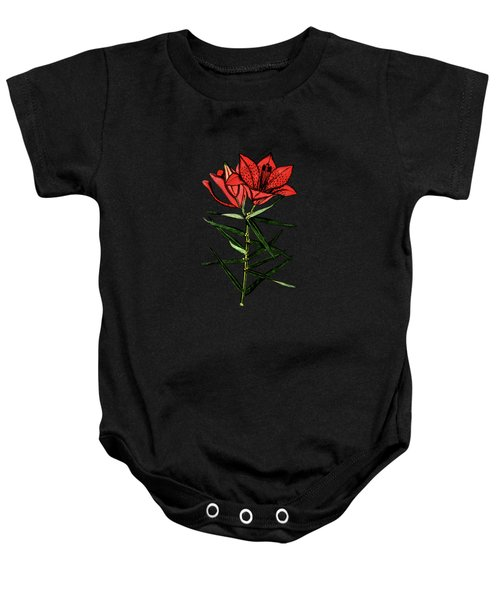 Day Lilly Baby Onesie