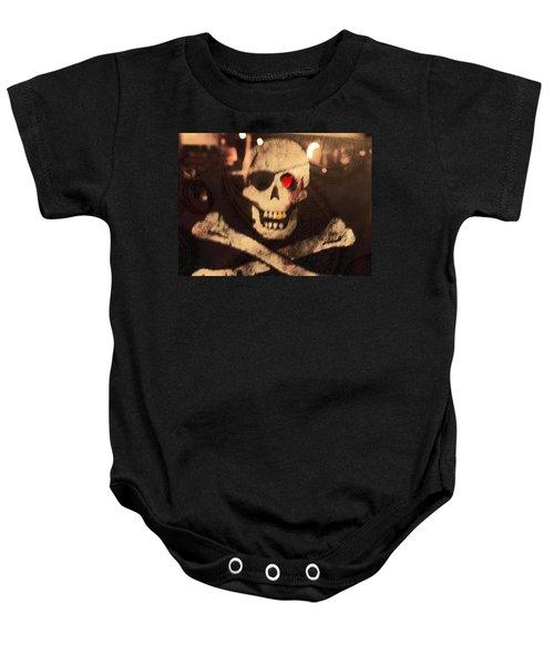 Dead Man's Chest Baby Onesie