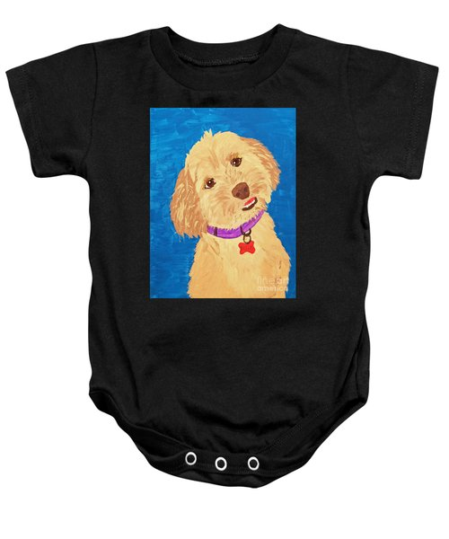 Della Date With Paint Nov 20th Baby Onesie